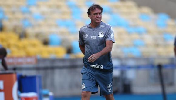 Santos vs Palmeiras juegan el sábado por la final de la Copa Libertadores 2020. (Foto: EFE)
