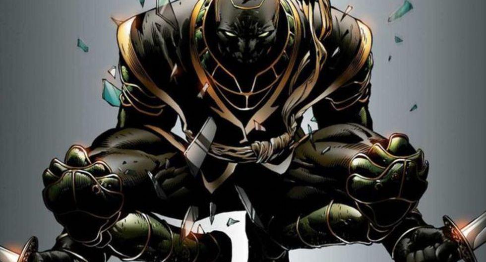 Así luce Ronin en los cómics de Marvel (Foto: Marvel)