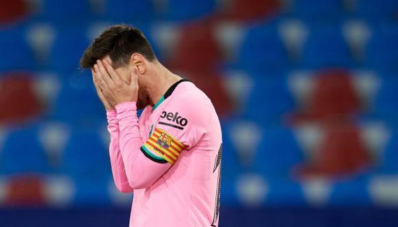 Barcelona vs. Levante se enfrentaron en Valencia por LaLiga Santander. (Foto: Reuters)