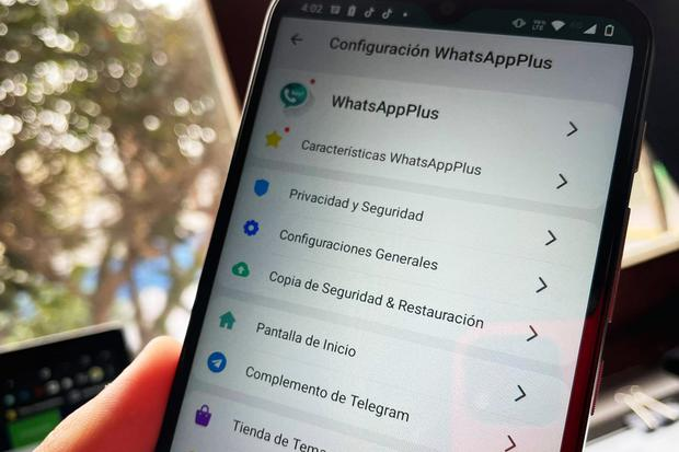 Learn about all the news that WhatsApp Plus 17.50 brings to your Android device.  (Photo: MAG)