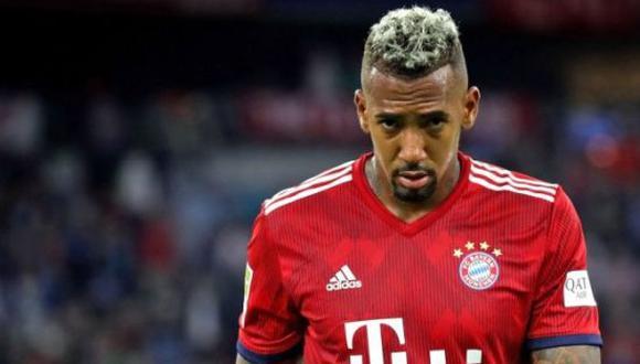 Jerome Boateng fichó por el Lyon para esta temporada tras culminar su vínculo con el Bayern Munich. (Foto: Getty)