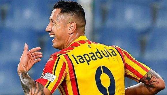 Gianluca Lapadula empezaría trámites para obtener la nacionalidad peruana.