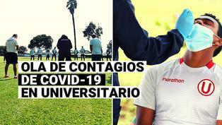 Por ahora se suspende todo: Universitario anuncia suspensión de entrenamientos hasta la próxima semana