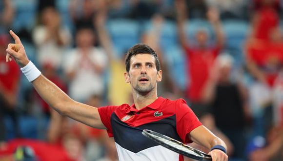 'Nole' ha ganado 17 títulos Grand Slam, 3 de ellos en Estados Unidos. (Foto: Getty Images)