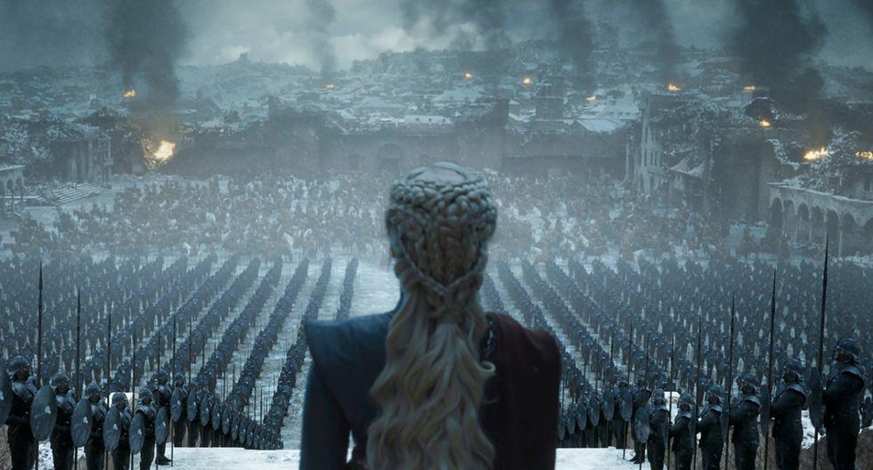Game of Thrones: fan crea el perfecto final para la serie de HBO (Foto: HBO)