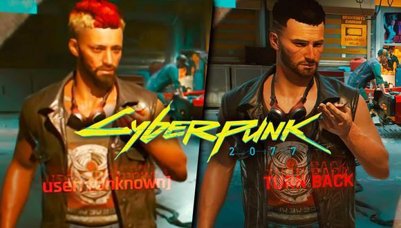 PS4 Pro vs. PC: comparación gráfica de Cyberpunk 2077. (Foto: Cycu1)