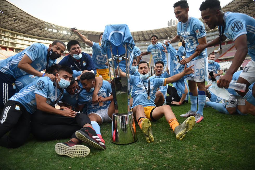 Este 2020, Sporting Cristal ha hecho debutar a ocho canteranos. (Foto: Sporting Cristal).