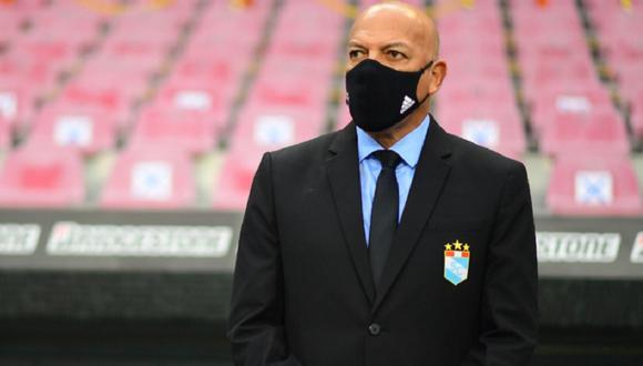 Roberto Mosquera mantiene como líder del acumulado a Sporting Cristal. (Foto: Liga 1)