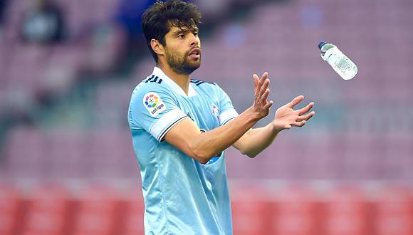 Néstor Araujo juega como defensor central en el Celta de Vigo (Foto: Getty Images)