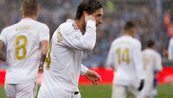 Real Madrid llegó a la cima de LaLiga a la espera de lo que haga Barcelona ante el Atlético. (Getty)