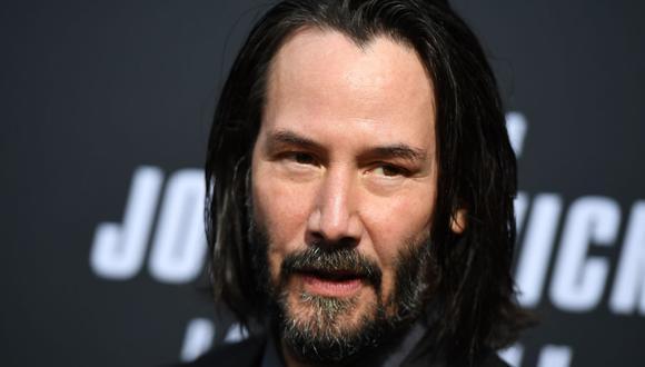 Marvel: reportes apuntan a que Keanu Reeves podría ser parte de Moon Knight. (Foto: AFP/Robyn Beck)