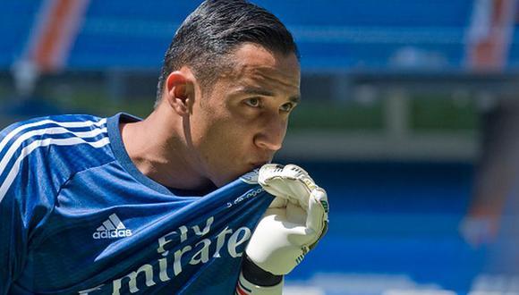 Keylor Navas llegó al Real Madrid en el 2014 procedente del Levante por 10 millones de euros. (Getty)