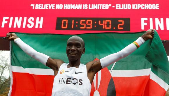 En los Juegos Olímpicos de Río 2016, el atleta consiguió una de las mejores marcas en la maratón masculina. Con 35 años, busca seguir dejando un legado en el evento deportivo.