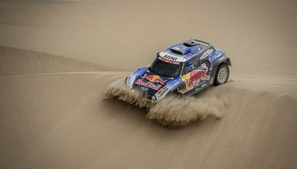 Carlos Sainz ganó dos veces el Dakar. (ASO/Dakar)