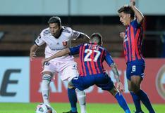 San Lorenzo venció 2-0 a la U. de Chile y selló su pase a la fase 3 de Copa Libertadores