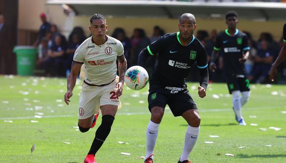 Alianza Lima y Universitario podrían jugar en 2021 (FOTO: GONZALO CîRDOVA/ GEC)
