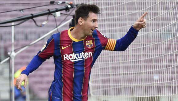 Lionel Messi le dijo adiós a Barcelona tras 17 temporadas. (Foto: AFP)
