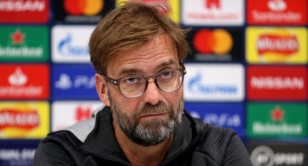 Kloop había 'troleado' a Mourinho semanas atrás también en conferencia de prensa. (Getty)