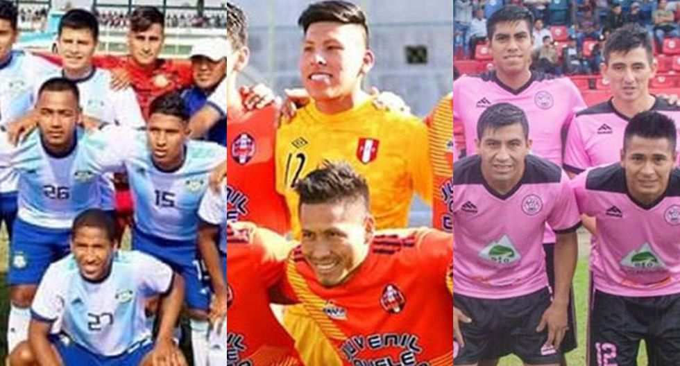 Copa Perú: así lucen las peculiares camisetas de los cincuenta equipos clasificados a la etapa nacional 2019 | FOTOS