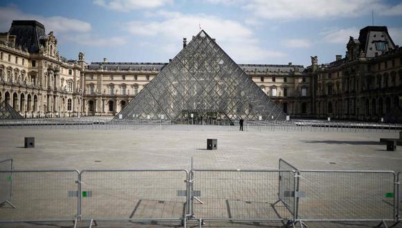 Louvre online: cómo explorar este museo de París a través de tu navegador. (AFP / THOMAS COEX).