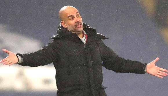 Pep Guardiola dirige al Manchester City desde el 2016/17. (Foto: AFP)
