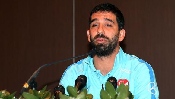 Arda Turan rescindió contrato con Basaksehir hace algunos días. (Foto: AFP)