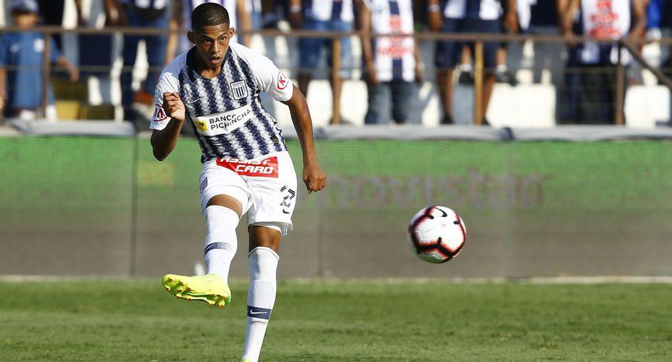 6.- Kevin Quevedo - Alianza Lima - 900 Th. € (Foto: GEC/Agencias)
