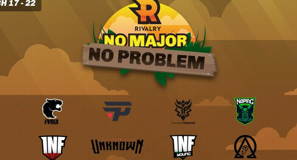 "Dota 2: paIN Gaming se juega la vida contra Omega Gaming en ""No Major No Problem"". (Foto: Rivarly)"
