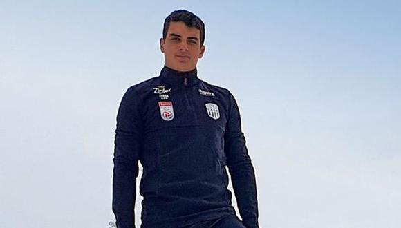 Matías Succar tiene contrato con LASK hasta el 2024. (Foto: LASK)