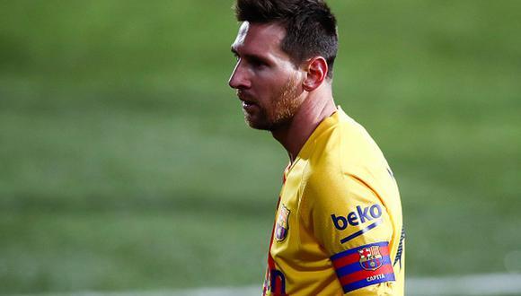 PSG confirma interés por Lionel Messi. (Foto: Getty Images)