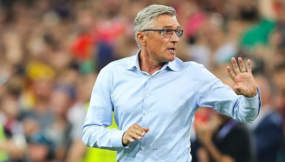 Dirige al equipo nacional desde el 2013 (Foto: Getty Images).