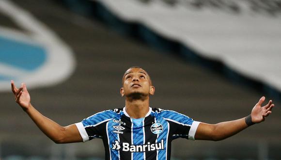 Gremio derrotó por 2-0 a Guaraní y clasificó a cuartos de final de Copa Libertadores 2020. (Twitter)
