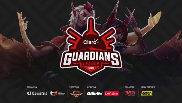 Claro Guardians League. (Difusión)