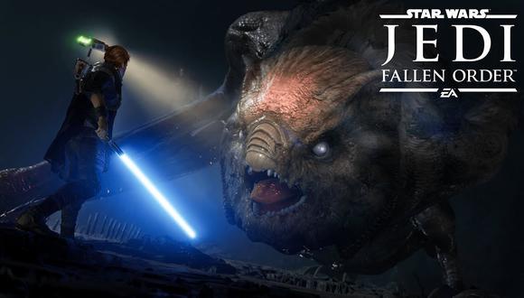 Star Wars Jedi: Fallen Order tendrá una versión para PS5 y Xbox Series X. (Difusión)