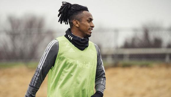 Yordy Reyna se unió a DC United en septiembre del 2020. (Foto: MLS)