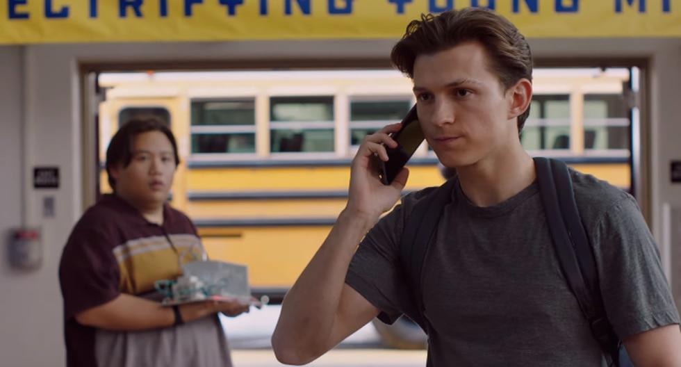 Corto de YouTube tiene como protagonistas a Tom Holland y Jacob Batalon. (Capturas de pantalla)