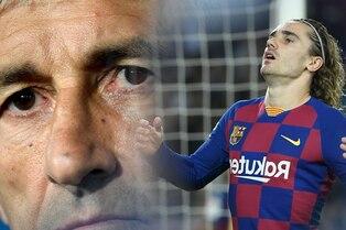 ¿Cuál es la situación de Griezmann en el Barza? ¿Lo han ofrecido a la Juventus?