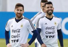 """""""Dale, gil"""": Lionel Messi y Sergio Agüero son tendencia por divertida llamada [VIDEO]"""