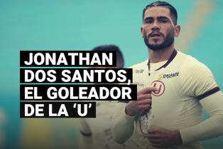 Jonathan Dos Santos, el goleador crema que llevó al equipo de Comizzo a la punta de la Liga 1