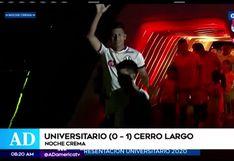 ¡Fiesta total! Así se vivió la 'Noche Crema 2020' en el Estadio Monumental
