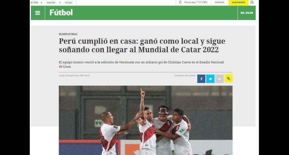El País (Uruguay).