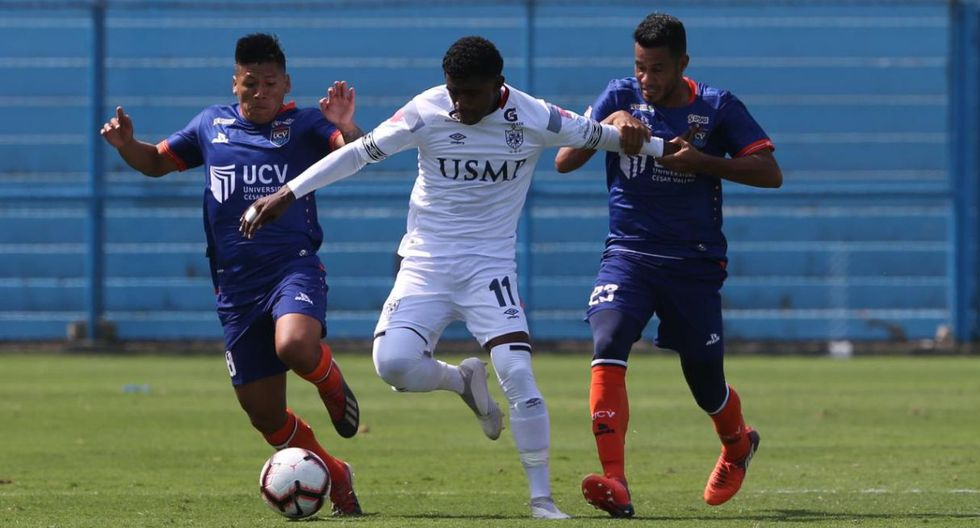 San Martín recibió a César Vallejo por la fecha 14 de la Liga 1. (Fotos: Violeta Ayasta)