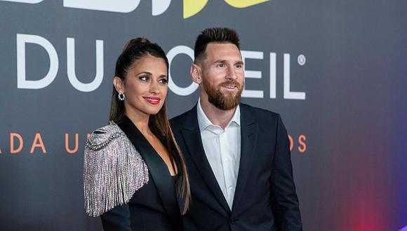 Lionel Messi deja el Barcelona tras más de 20 años como azulgrana para jugar en PSG. (Getty)