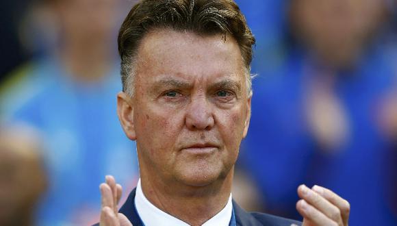Louis Van Gaal  es el actual entrenador de Países Bajos. (Foto: Reuters)