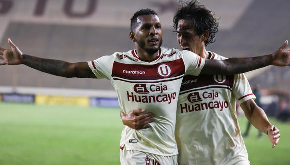 Quintero es el segundo goleador extranjero histórico de Universitario. (Foto: prensa 'U')