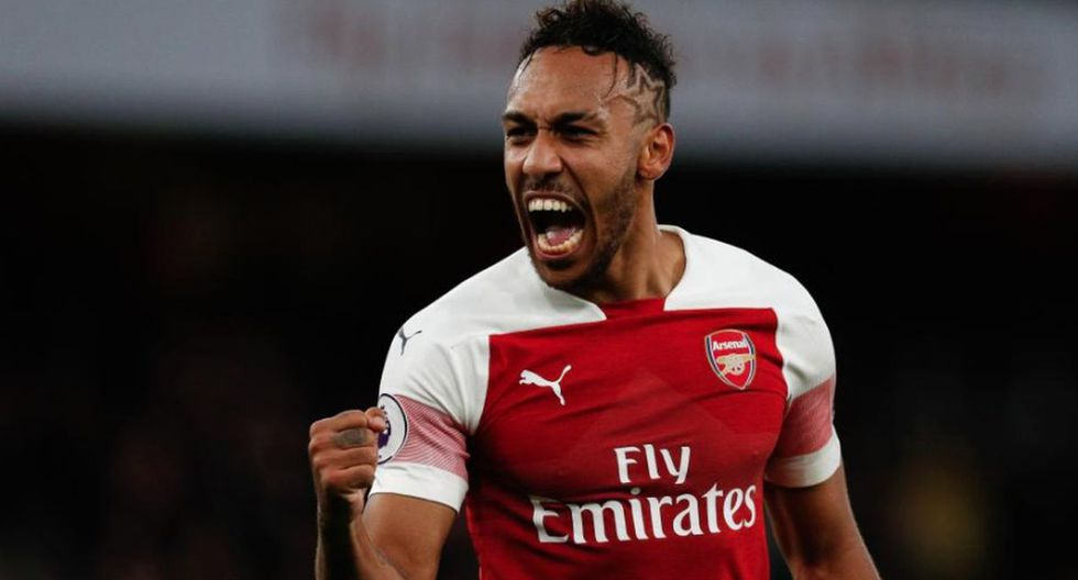 Pierre Emerick Aubameyang. (Getty Images)