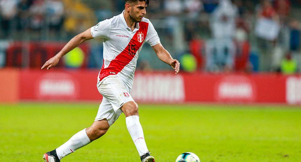 Perú vs. Brasil | Carlos Zambrano (Foto: Getty Images)