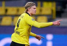 Hay 'caso' Haaland: la respuesta del Borussia Dortmund tras la reunión de Laporta y Raiola