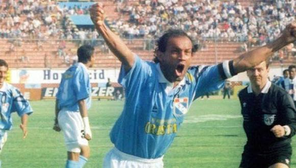 Pedro Garay llegó a la final de la Copa Libertadores 1997