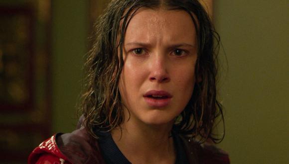 En Stranger Things, Millie Bobby Brown tiene el rol de Once, una niña con facultades telequinéticas y otros dones especiales. (Foto: Netflix)